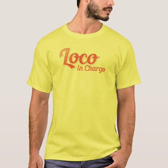 Camiseta Loco en Chargo