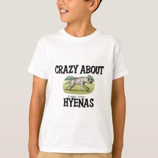 Camiseta Loco por Hyenas