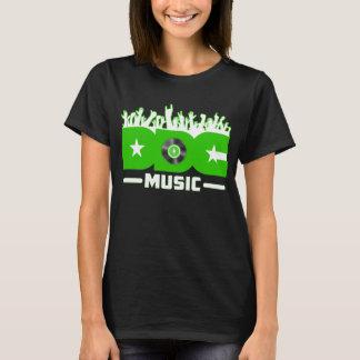 Camiseta LogoTee de las mujeres de la ceja de DA del