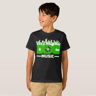 Camiseta LogoTee del niño de la ceja de DA del distrito