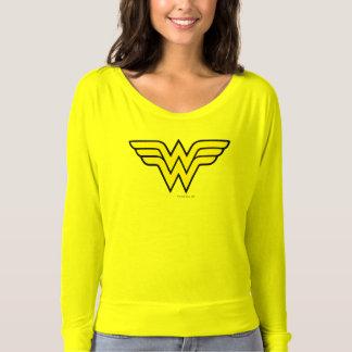Camiseta Logotipo clásico de la Mujer Maravilla el |