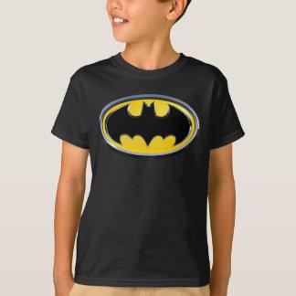 Camiseta Logotipo clásico del símbolo el   de Batman