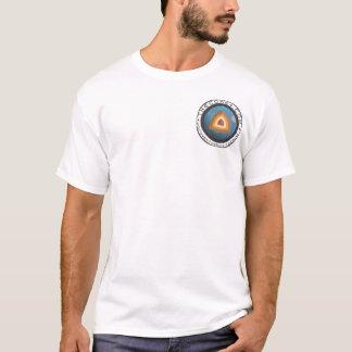 Camiseta Logotipo Core4 (detallado) con del lema la parte