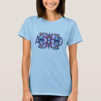 Camiseta Logotipo de ADHD