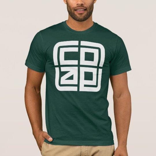 Camiseta Logotipo de Coap