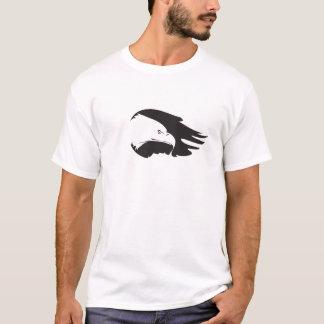 Camiseta Logotipo de elevación de Eagle