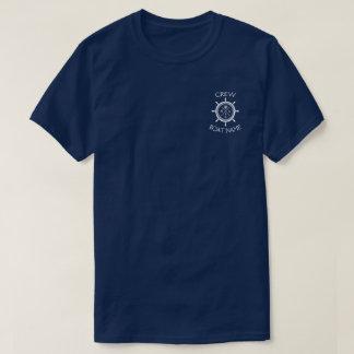 """Camiseta Logotipo de encargo del velero del SV """"su nombre"""