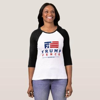Camiseta Logotipo de la cerca del triunfo - añada sus