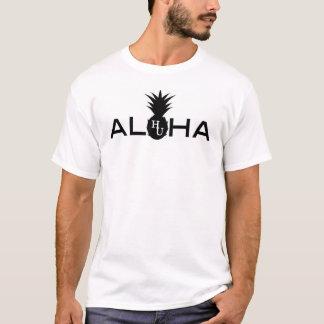 Camiseta Logotipo de la hawaiana
