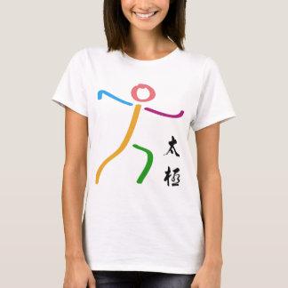 Camiseta Logotipo de la ji del Tai