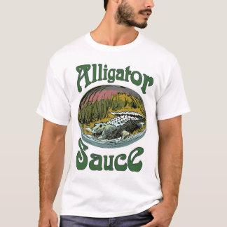 Camiseta Logotipo de la salsa del cocodrilo