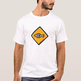 Camiseta Logotipo de la travesía de los pescados