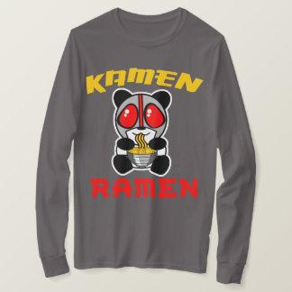 Camiseta Logotipo de los Ramen de Kamen