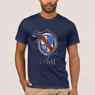 Camiseta Logotipo de Mises