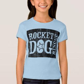 Camiseta Logotipo de RDR (negro del vintage)