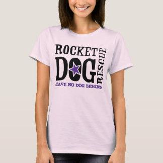 Camiseta Logotipo de RDR (negro/púrpura)