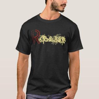 Camiseta Logotipo de RGang