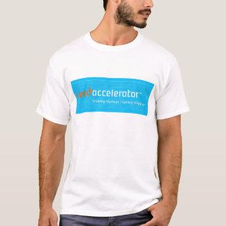Camiseta Logotipo del acelerador de la semilla