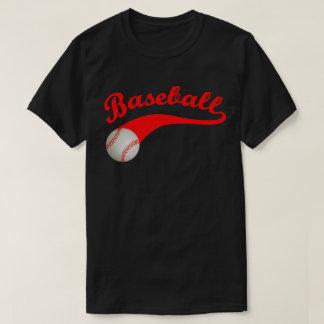 Camiseta Logotipo del béisbol