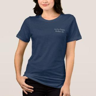 """Camiseta Logotipo del """"chica meridional"""" del árbol del"""