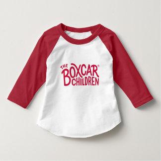 Camiseta Logotipo del funcionario de los niños del furgón