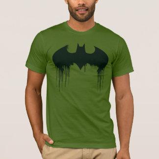Camiseta Logotipo del símbolo el | Spraypaint de Batman