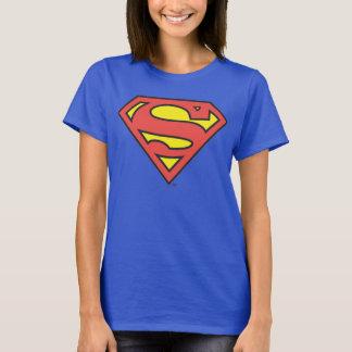 Camiseta Logotipo del superhombre del S-Escudo el   del