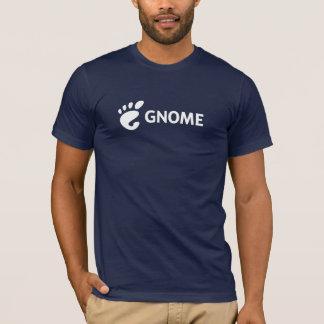 Camiseta Logotipo horizontal del GNOMO