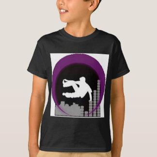 Camiseta Logotipo ninguna BG