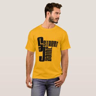 Camiseta Logotipo Tee2 del jugo de la calle