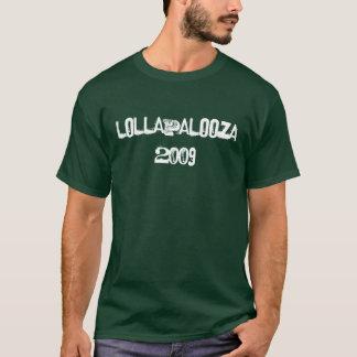 Camiseta Lollapalooza, 2009… estaba allí (el verde)