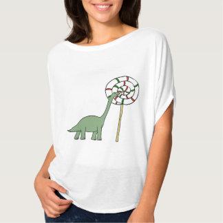 Camiseta Lollipops del amor de Apatosauruses