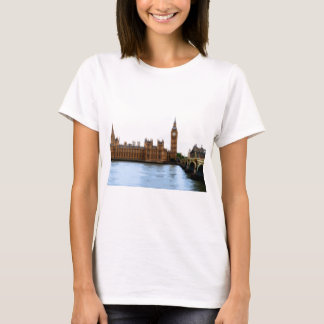 Camiseta Londres - Westminster abstractos