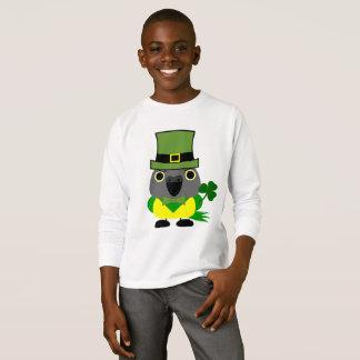 Camiseta loro de Senegal del día de St Patrick del irlandés