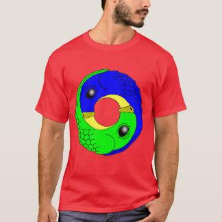 Camiseta Loros de Yin Yang