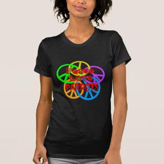 Camiseta Loros del amor de la paz