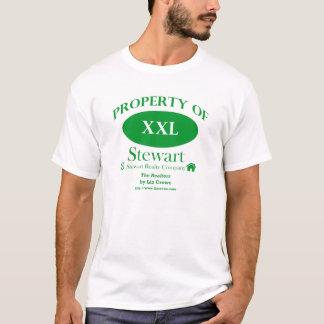 Camiseta Los agentes inmobiliarios - propiedad de los
