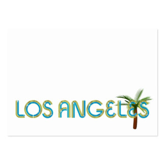 CAMISETA Los Ángeles Tarjeta De Visita