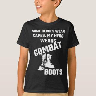 Camiseta Los cabos del desgaste de algunos héroes, mi héroe