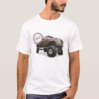 Camiseta Los camiones son hermosos (4x4 Chevy)
