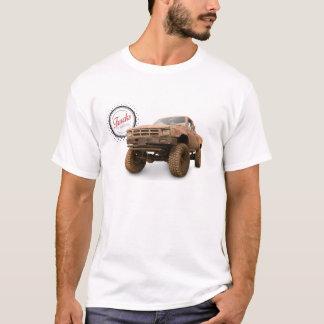 Camiseta Los camiones son hermosos (4x4 'Yota)