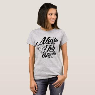 Camiseta Los clavos son mi vida