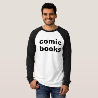 Camiseta los cómic i los odian
