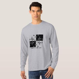 Camiseta Los DADOS AFORTUNADOS de George Demetri hago mi