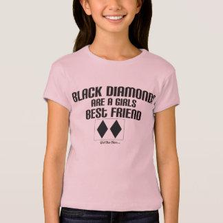 Camiseta Los diamantes negros son un mejor amigo de los