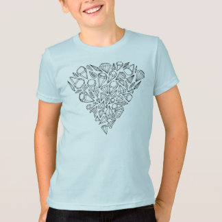 Camiseta los diamantes son forever