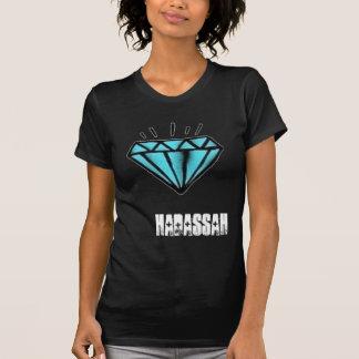 Camiseta Los diamantes y Hadassah Hardcandy son para