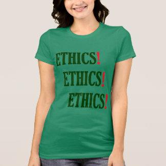 "Camiseta ¡Los ""éticas! ¡Los éticas! ¡Los éticas! """