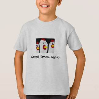 Camiseta Los gallos de Conal