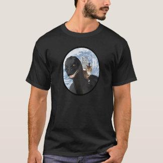 Camiseta Los gatos que montan Nessie